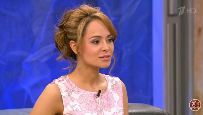 Анна Калашникова в передаче «Пусть говорят» от 02.06.2016, видео