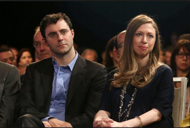 Челси Клинтон родила второго ребёнка