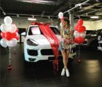 Анна Хилькевич фото новой машины из Инстаграма