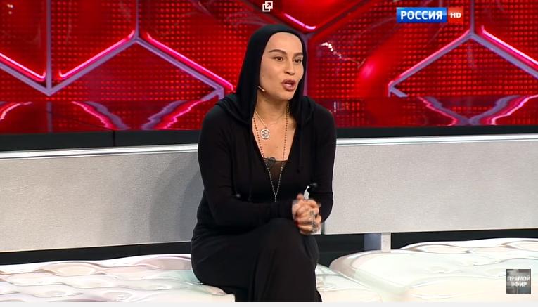 Наргиз Закирова о разводе с мужем в студии «Прямой эфир», видео от 27.06.2016