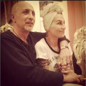Фото Наргиз Закировой с мужем Филиппом Бальзано