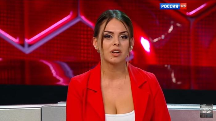 Бывшая гражданская жена жениха Пелагеи Ивана Телегина в передаче «Прямой эфир», видео