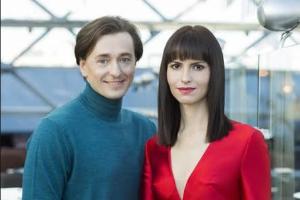 Фото Сергея Безрукова и Анны Матисон