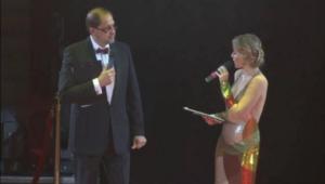 Ксения Собчак фото на вручении премии Sobaka 2016