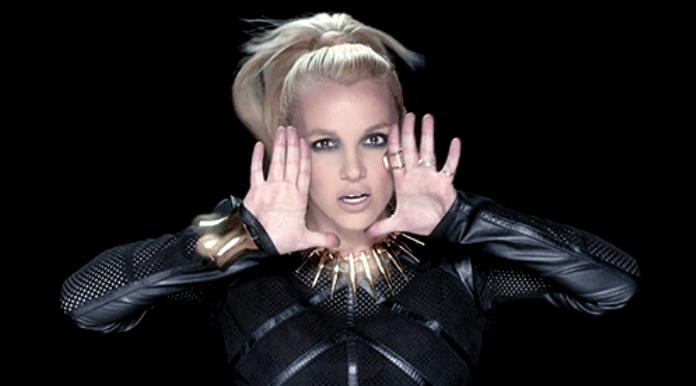 Бритни Спирс: новая песня Make Me, аудио