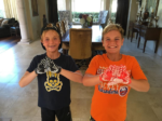 Дети Бритни Спирс: сыновья Шон и Джейден, фото июль 2016 Инстаграм