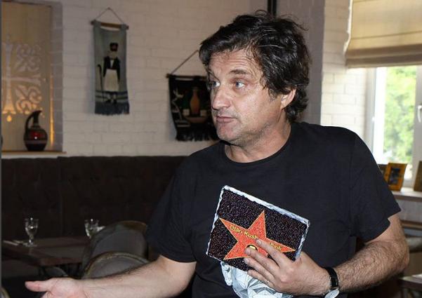 У Отара Кушанашвили родился восьмой ребёнок