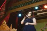 """Фото Данаи Пригожиной на конкурсе """"Мисс Русь"""" в 2016"""