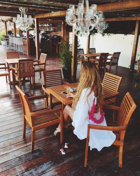 Алена Водонаева фото в Монако лето 2016