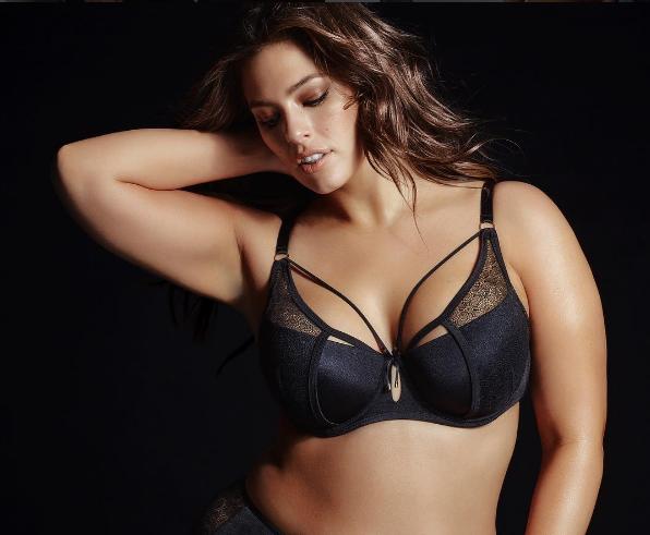 Модель Эшли Грэм запускает собственную коллекцию белья, фото