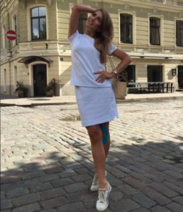 Юлия Барановская фото 2016 из Инстаграма