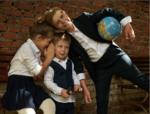 Фото детей Юлии Барановской и Андрея Аршавина из Инстаграма, лето 2016