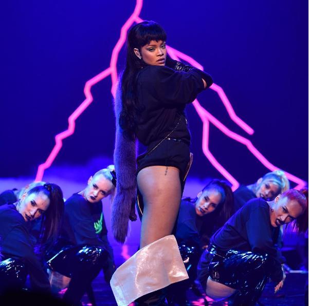 Рианна фото 2016 на церемонии MTV VMA