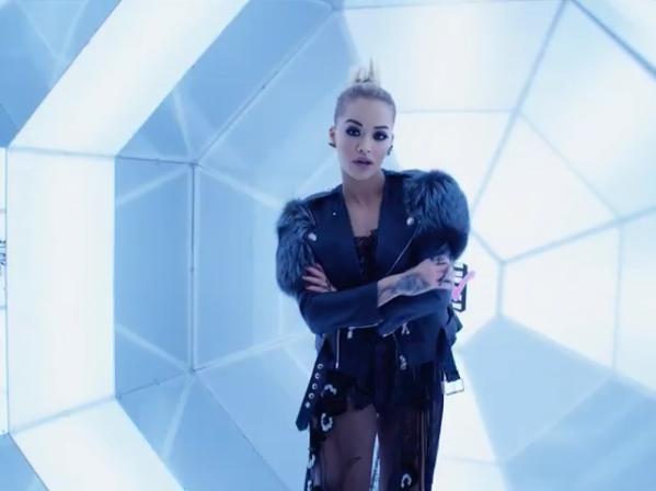 Рита Ора фото 2016 на церемонии MTV VMA