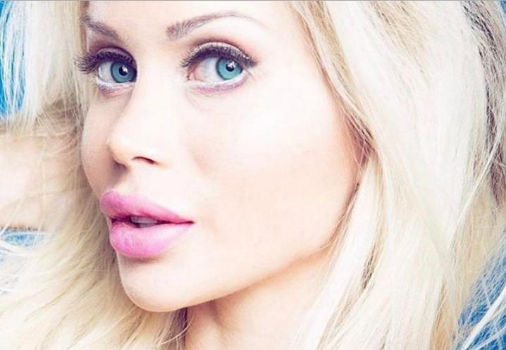 Модель Пикси Фокс — конкурентка живой Барби Валерии Лукьяновой, фото