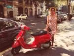 Водонаева фото август 2016, Барселона