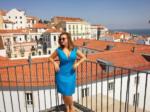 Фото Анфисы Чеховой из Инстаграма, сентябрь 2016 во время поездки в Португалию