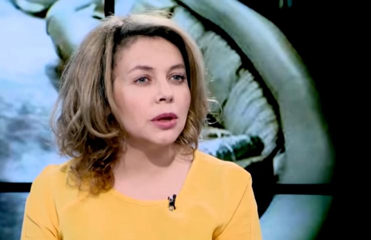Божена Рынска о скандале в 57-й московской школе