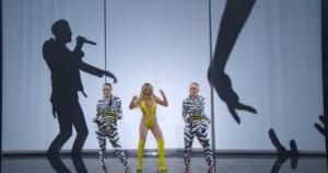 Фото Бритни Спирс во время выступления на MTV Video Music Awards 2016