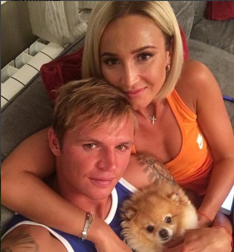 Муж Ольги Бузовой Дмитрий Тарасов получил серьёзную травму