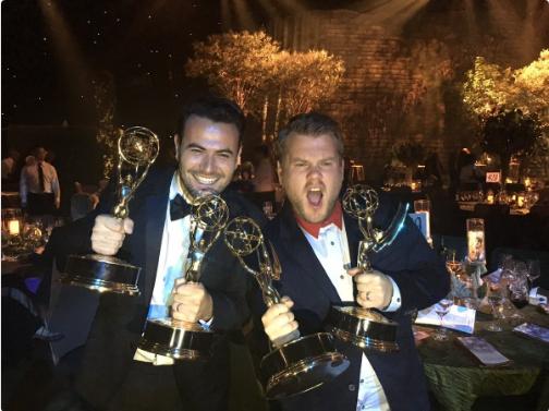 Премия «Эмми» 2016: Джеймс Корден получил 4 награды