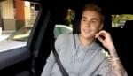 Джастин Бибер фото во время передачи Джеймса Кордена Carpool Karaoke