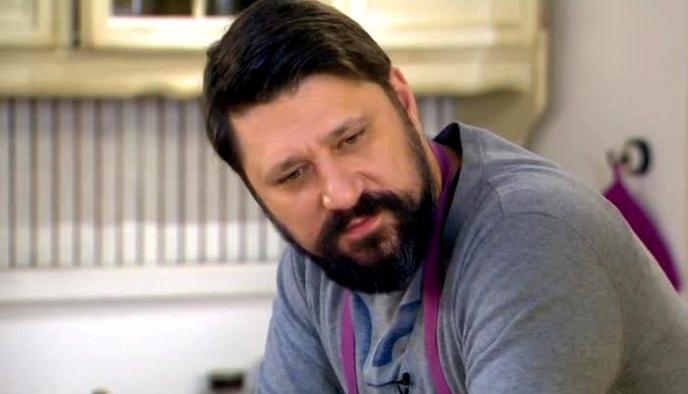 Виктор Логинов развелся с женой