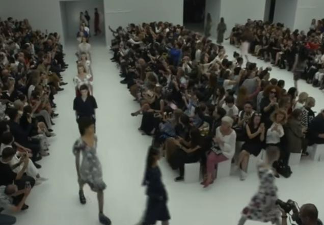 Итальянская мода: видео показов Salvatore Ferragamo,  Moschino  весна-лето 2017