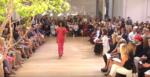 Фото с показа Оскар де Ла Рента на Неделе моды в Нью-Йорке в сентябре 2016
