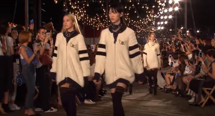 Неделя моды в Нью-Йорке весна-лето 2017: видео показов Alexander Wang, Tommy Hilfiger