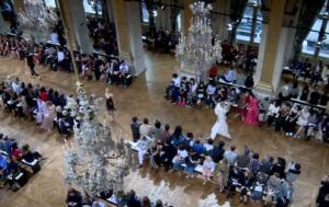 Фото с показа Ланвин на Неделе моды в Париже в сентябре 2016