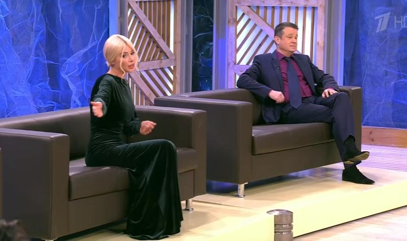 Алена Кравец в «Пусть говорят» видео выпуска от 17.10.2016