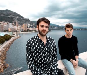 Фото Алекса Пола и Эндрю Таггарта в Монако,октябрь 2016, Инстаграм