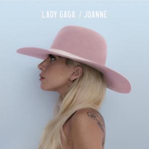 Обложка альбома Lady Gaga Joanne 2016