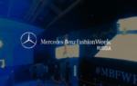 Неделя моды Mercedes-Benz в России октябрь 2016