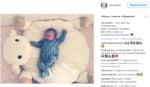 Пост Оливии Уайлд в Инстаграме, фото дочери Дейзи