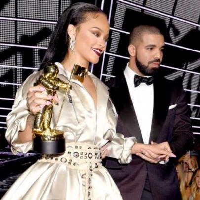 Рианна и Дрейк на вручении наград MTV