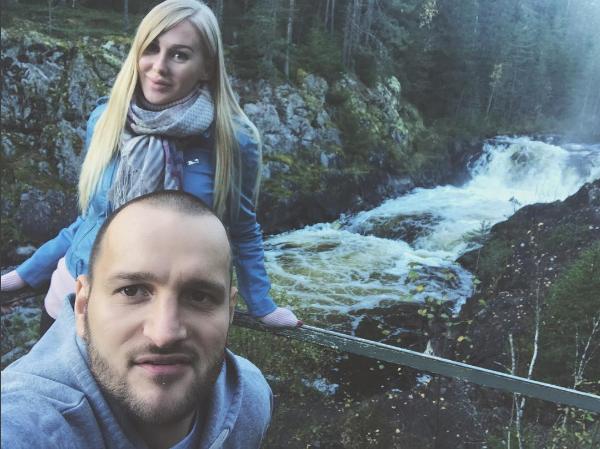Алексей Самсонов (Свешников) и Юлия Щаулина скоро станут родителями