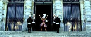 Кадр из рекламного ролика Виктории Сикрет 2016