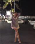 Ольга Бузова фото из Инстаграма во время отпуска в Испании
