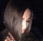 Ольга Бузова фото с темным цветом волос