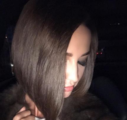 Ольга Бузова перекрасила волосы, фото