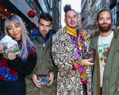 dnce-first-album-sales