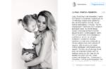 Обращение Элины Камирен к Задойнову в Инстаграме по поводу дочери