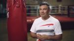 Константин Цзю в спортзале