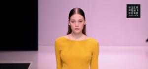 Фото показа La Redoute на Неделе моды в Москве 2016