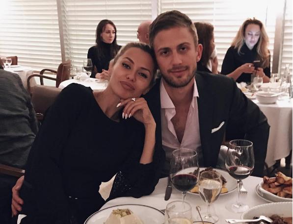 Виктория Боня отрицает расставание с Алексом Смерфитом