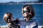 """Дарья Ермолаева (""""Сливки"""") фото 2016 со старшим сыном из Инстаграма"""