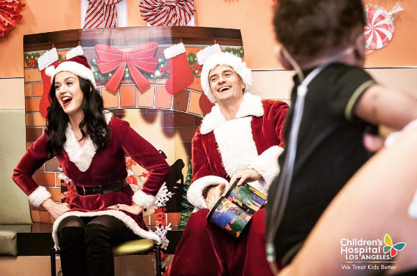 katy-perry-orlando-bloom-children-hospital