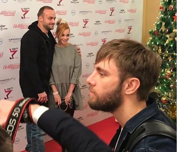 На фото из Инстаграма Теона Дольникова и Максим Щеголев